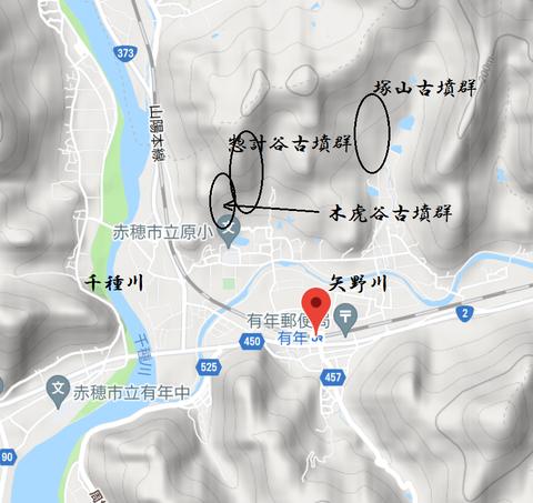 PNG 木虎谷2号墳(二つ目のマップ)21年5月5日