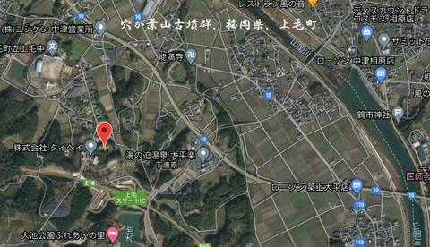 PNG 穴が葉山古墳 (福岡県)(YU用)