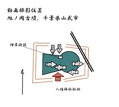 PNG asahinookakofun zu (sanmushi)