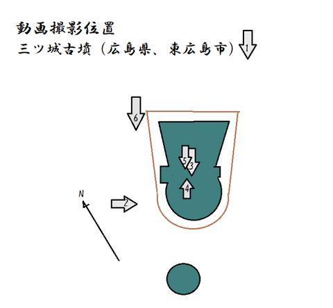 PNG mitsujou kofun zu