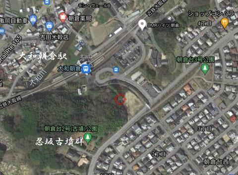 PNG 忍坂古墳群所在地 21年8月3日作成