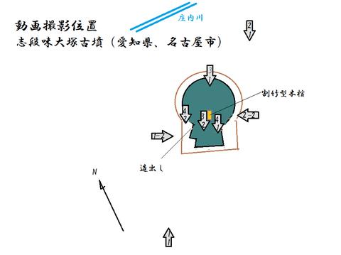 PNG shidamiootsuka kofun zu