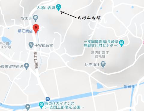 PNG ootsukayama kofun zu(壱岐市)