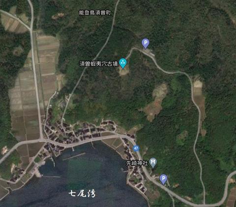 PNG 蝦夷穴古墳マップ