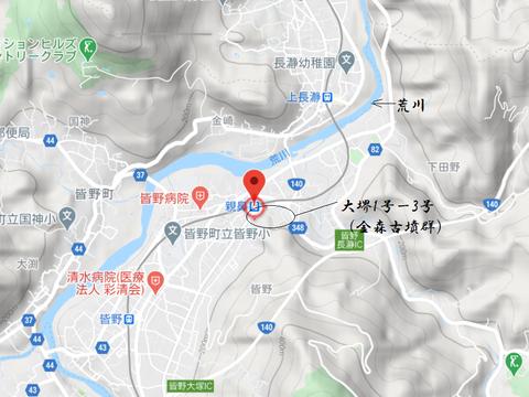 PNG 大堺2号墳位置