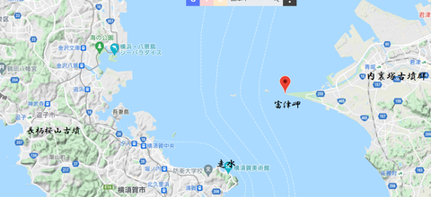PNG 富津と走水 内裏塚古墳群