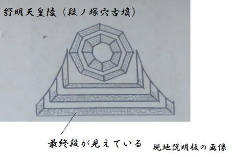 PNG 舒明天皇陵(段ノ塚穴古墳)