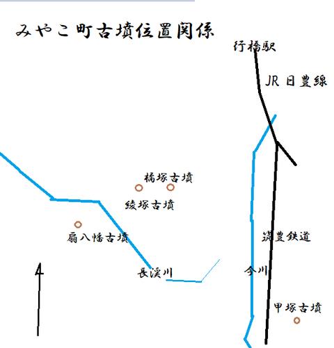 PNG miyakomachi kofun ichikannkei zu