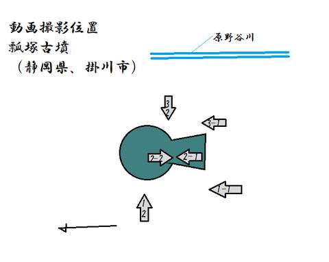 PNG hisagozuka kofun kakegawashi zu