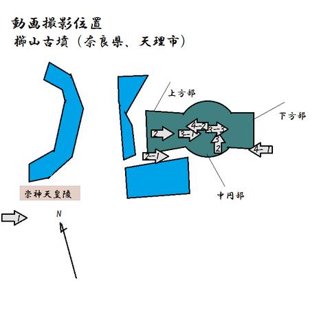 PNG kushiyama kofun zu