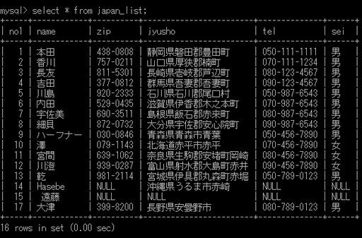 MySQL PHP・Mysql応用 4-3
