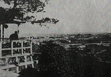 愛宕山からの眺め 明治初期
