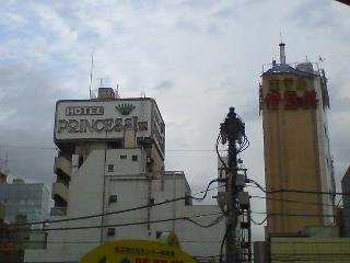 湯島のホテル