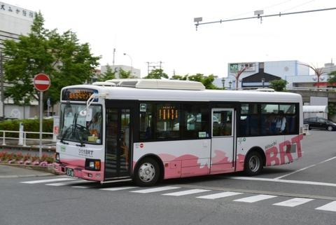 日立電鉄1318