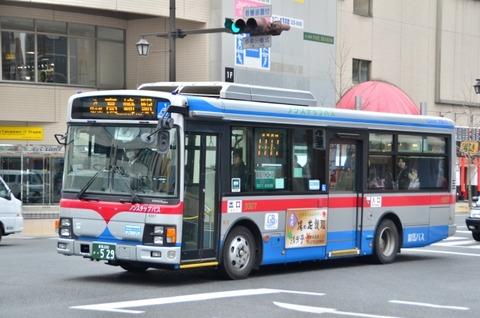 群馬バス3307