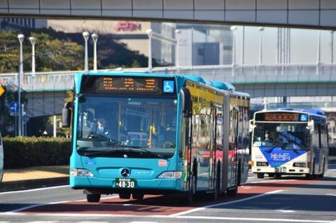 京成バス連節