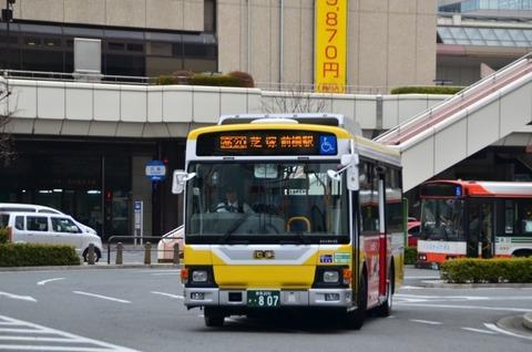 群馬中央バス807