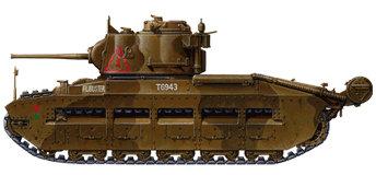 マチルダ 歩兵戦車 Mk.Ⅱ