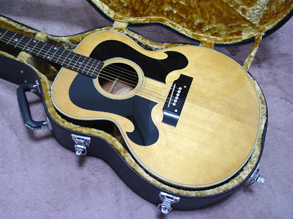 Guitars & Basses Morris Wj-50 Natural Acoustic Guitars