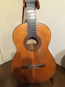 メインの楽器。。中出阪蔵1968  今年でもう47歳・・・自分とほぼ同い年だね(*^^)v
