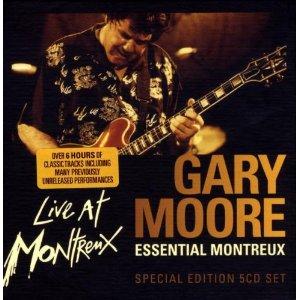 Essential Montreux: Live 1990, 1995, 1997, 1999 & 2001