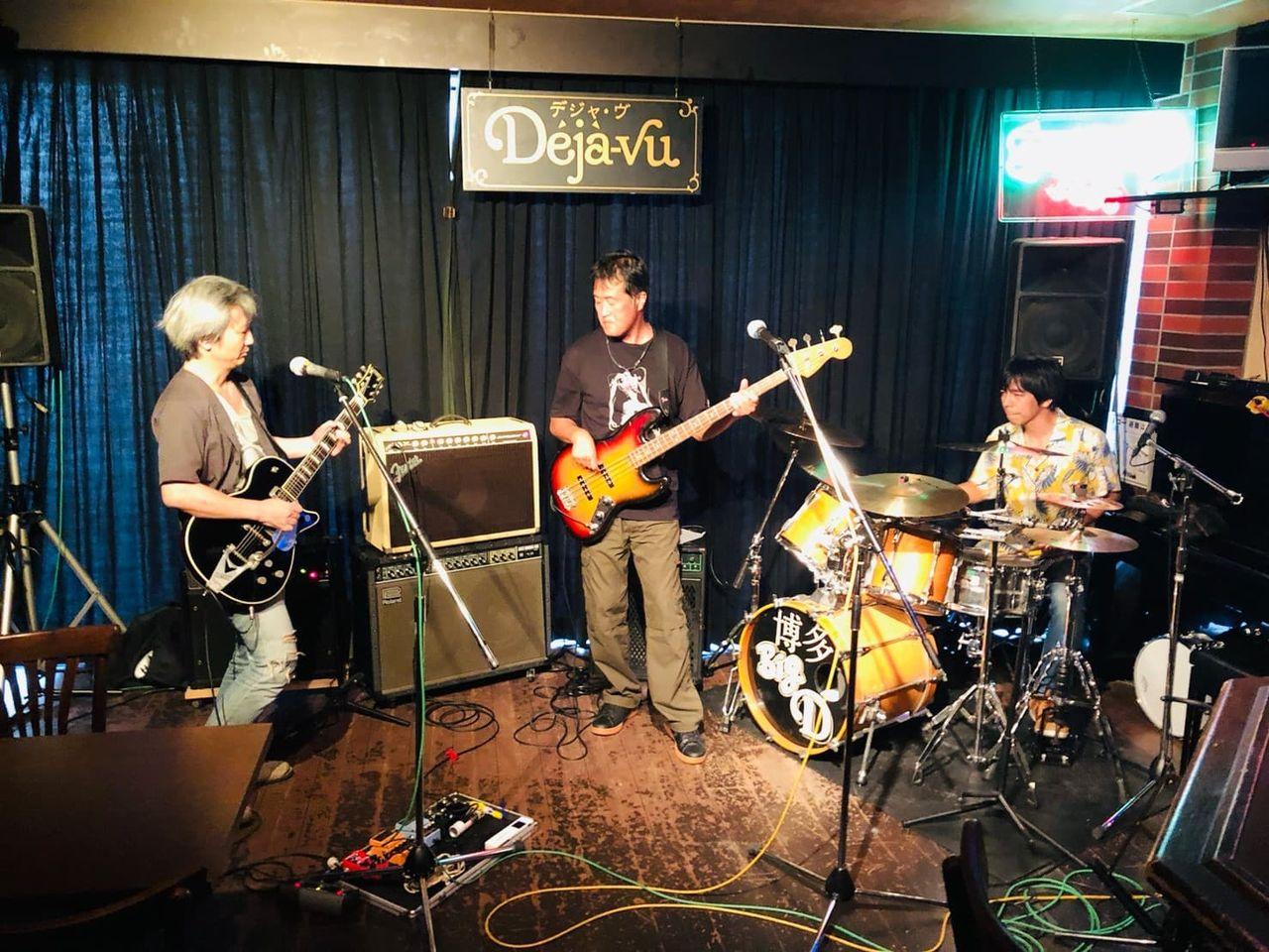 U-kittan Live @Deja-vu