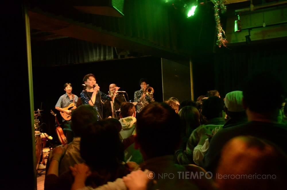 PINPINITA in ACANGANA@Tiempo Hall