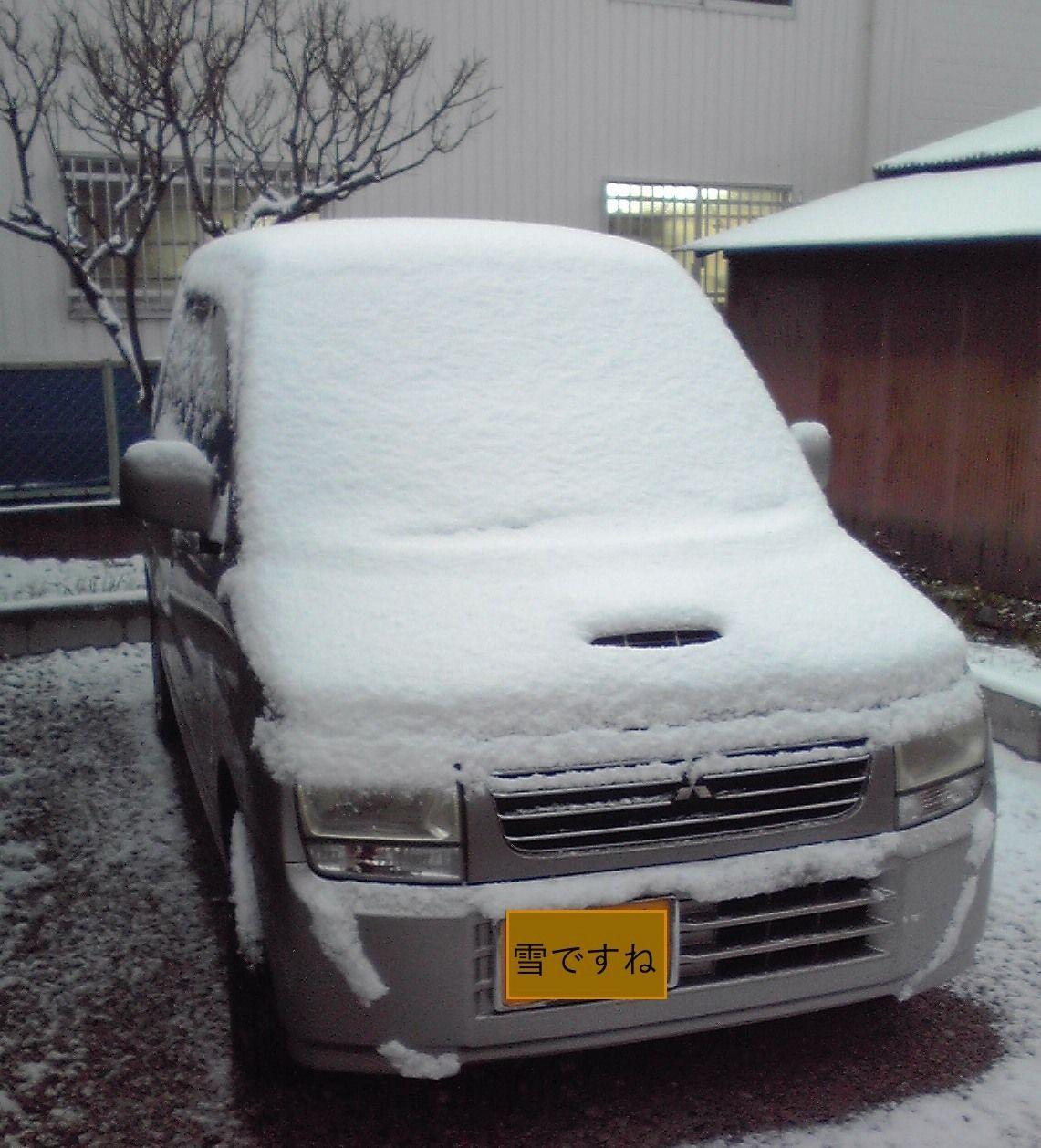 初雪2016