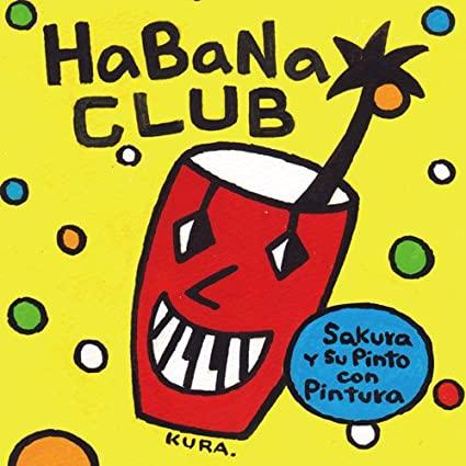 Pinto con Pintura - HaBaNa CLUB