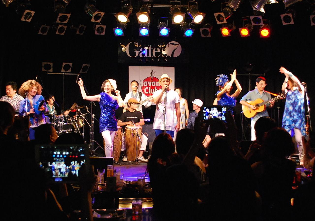 Sakura y su Pinto con Pintura / Habana Club CD先行発売ライブパーティー