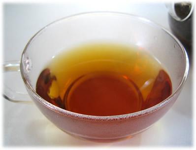 ピーチ果茶♪