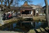 湧池(約152平方メートル)