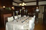 山手111番館食卓