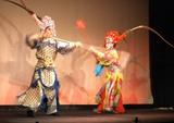 時の舞台 京劇(動き)