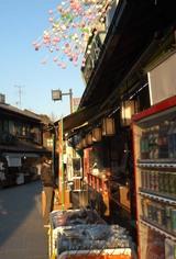 門前商店街(4)