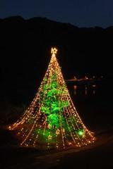 大クリスマスツリー近景