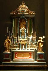 ガラスの祭壇(1850年)