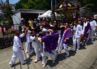 長竹自治会祭#1