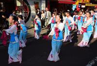 横浜中華街双十節パレード#10