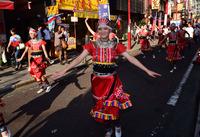 横浜中華街双十節パレード#2