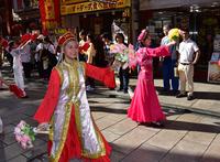横浜中華街国慶節#4