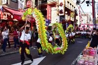 横浜中華街:双十節#10