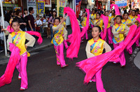 横浜中華街双十節パレード#14