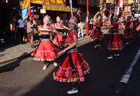 横浜中華街双十節パレード#1