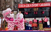 横浜中華街:春節娯楽表演#4