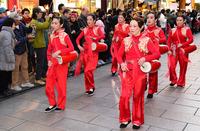 横浜中華街 祝舞遊行#2