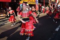 横浜中華街双十節パレード#3