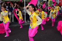 横浜中華街双十節パレード#13