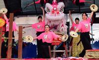 横浜中華街:春節娯楽表演#5