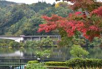 相模湖秋景色#2